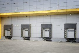 bramy przemysłowe segmentowe